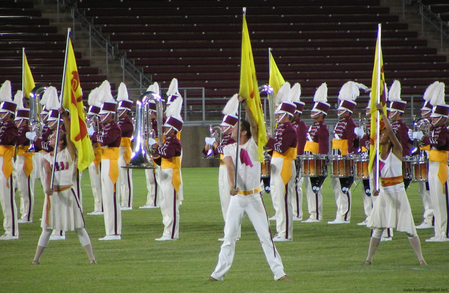 Cadets' Winning Performance: