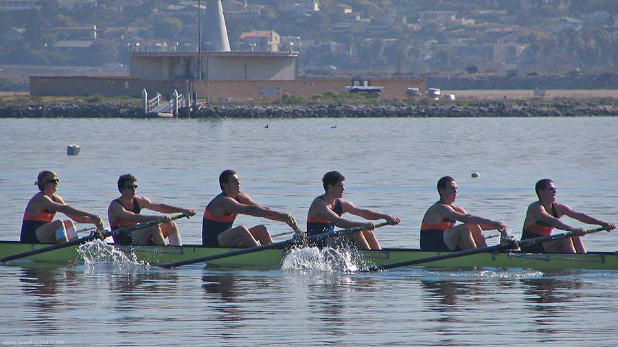 Orange Coast Novice Crew: