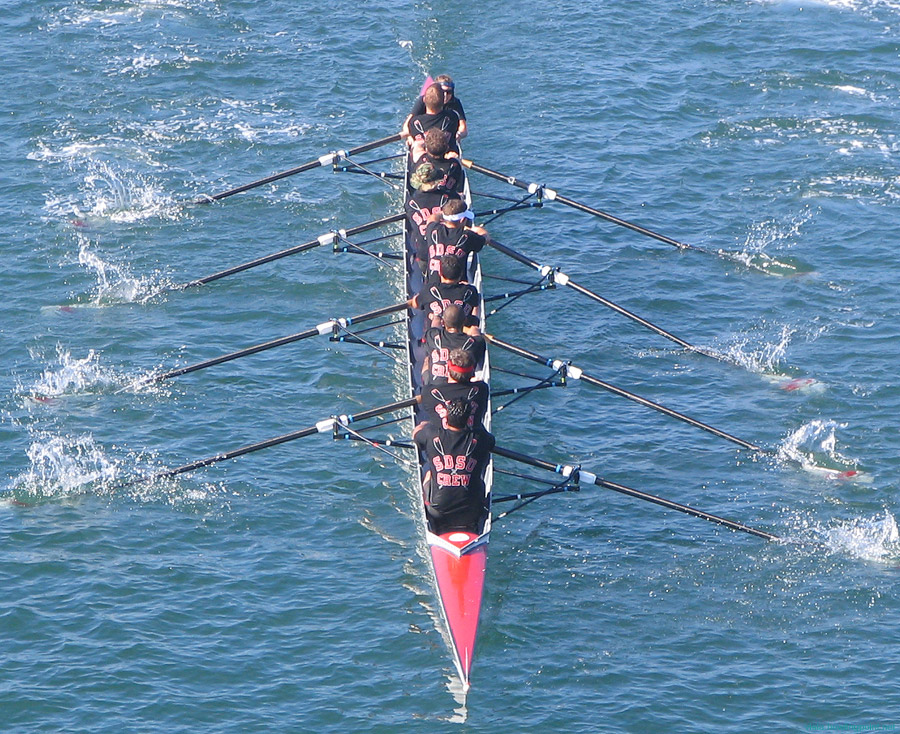 SDSU Men's Eight: