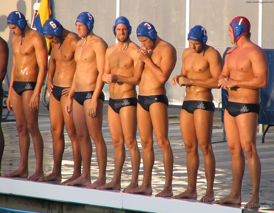 UCSD Water Polo