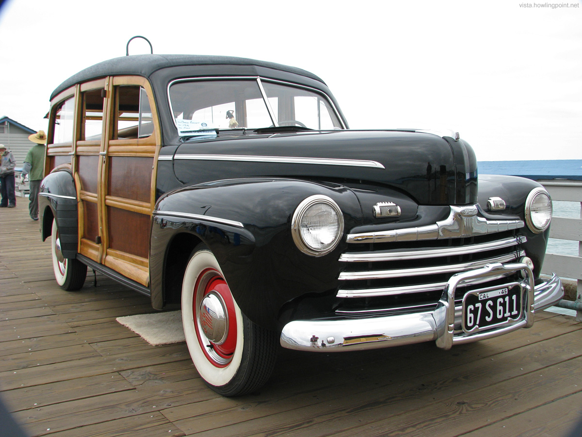 1946 Ford: