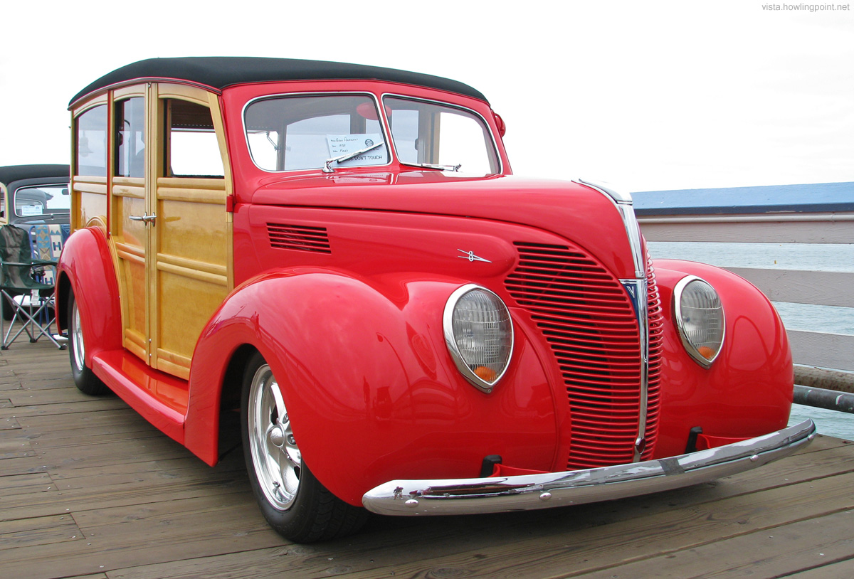 1938 Ford: