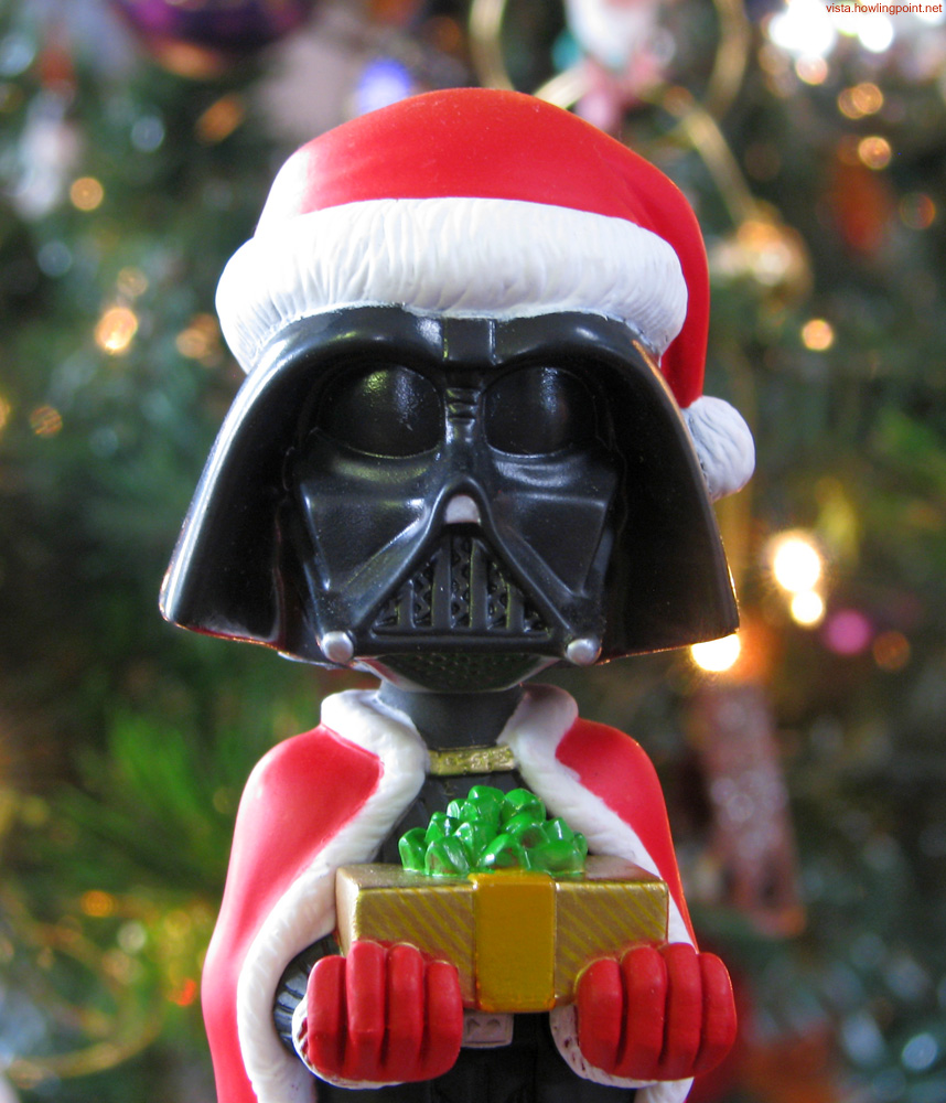 Darth Santa's Howling Point debut