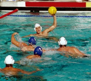 Cal-UCSD Water Polo - September 2003