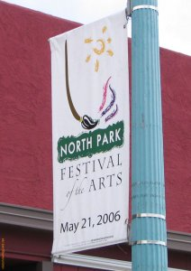 North Park Arts Festival - May 2006