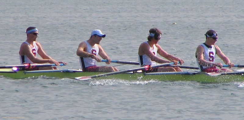 Red rowers