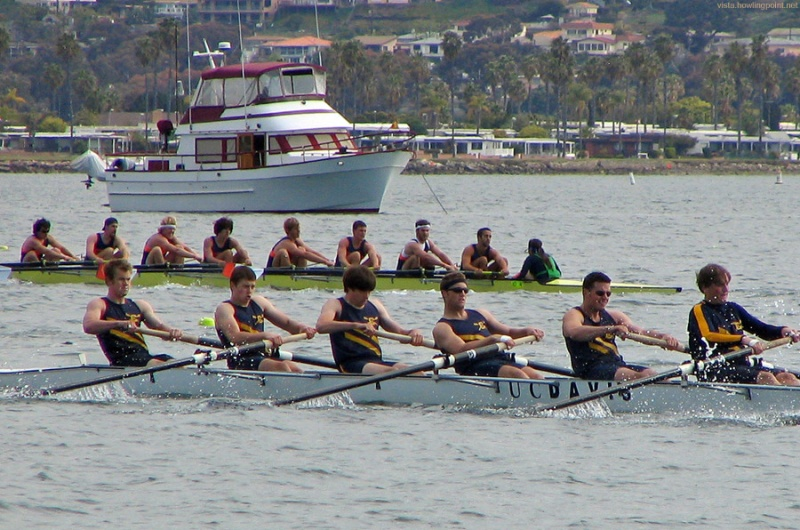 Rowing Aggies