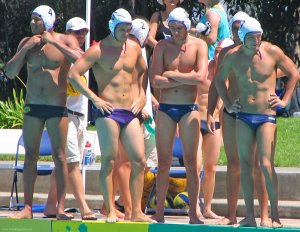Triton Invitational Water Polo Tournament - Sept. 2006