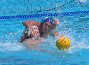 Triton Invitational Water Polo Tournament - Sept. 2007