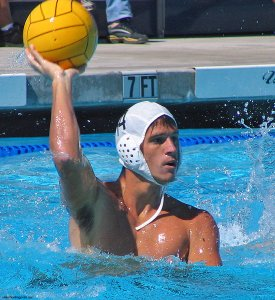 UCSD-Long Beach State Water Polo - October 2007