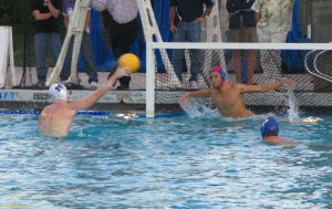 UCSD-Princeton Water Polo - October 2005