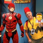 Chuck, Moe and Lego Flash
