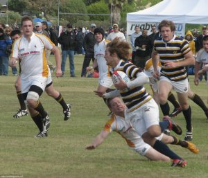 Rugby Invitational - February 2009