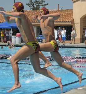 USC def. Air Force Academy, 16-5