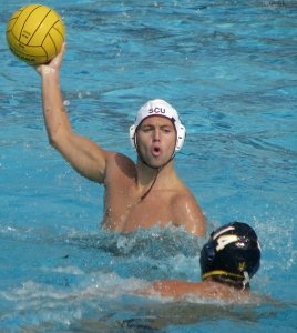 UCSD-SCU Water Polo - Nov. 2009