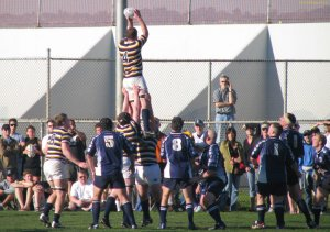 Cal-OMBAC Rugby - February 2008