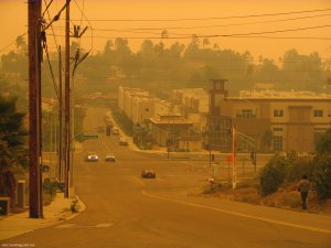 Escondido at 10:00 am on Monday, October 22