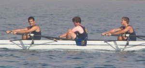 San Diego Rowing Club Fall Classic - November 2005