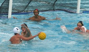 UCSD-UCSC Water Polo - Nov. 2008