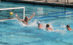 Cal - Redlands Water Polo - Sept. 2013