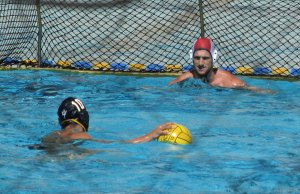 Cal-UCSD Water Polo - Oct. 2011