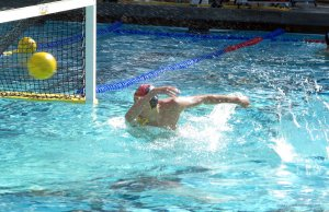 Triton Invitational Water Polo - September 2015